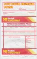 Cover Envelope - Kodak Photography Envelope - Unused Letter - Big Size - Matériel & Accessoires
