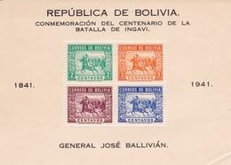 Bolivia Hb 1 - Bolivia