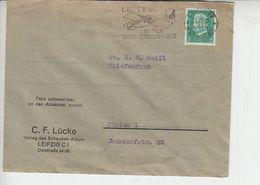 GERMANIA  1931 -  Targhetta Postale  - Aereo - Germany