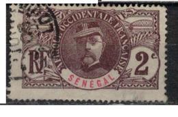 SENEGAL       N°  YVERT  :  31     OBLITERE       ( Ob   7/ 45  ) - Senegal (1887-1944)