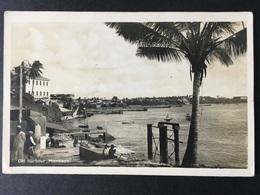 DEM. REP. Of KENYA....MOMBASA......Old Harbour.....Real Photo PC - Kenya