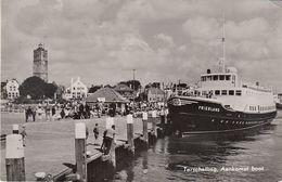 Terschelling Aankomst Boot Ak154378 - Holanda