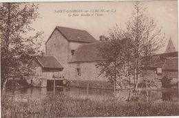 Saint-Georges-sur-Eure-Le Petit Moulin-(D.7723) - Francia
