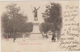 Bordeaux-Statue De Vercingétorix-(D.7724) - Bordeaux