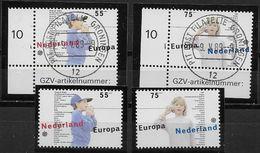 Nederland - 1989 - Yv.1334/1335 - **  En  O  - Europa - Periodo 1980 - ... (Beatrix)