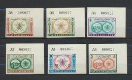 Contre Le Paludisme - Postes Afghanes 1963  Set Avec PA MNH XXX Non Dentelé - Enfermedades