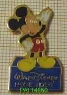 WALT DISNEY HOME VIDEO MICKEY - Disney