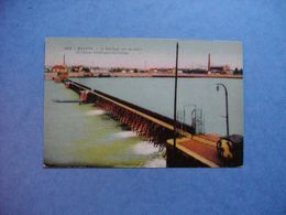 ROANNE  -  42  -  Le Barrage Sur La Loire Et L'usine électrique Du Coteau  -  Loire - Roanne