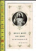 Kl 7055 - Congregatie Der Jonge Dochters - Sweveghem 1912 - Imágenes Religiosas
