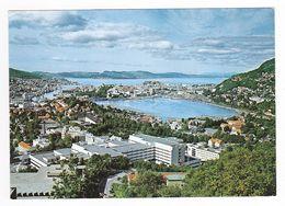 Norvège Norge Bergen Norway Postée De Oslo VOIR DOS En 1981 - Norvège