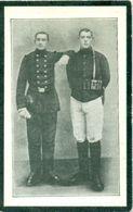 WO1 / WW1 - Doodsprentje Henricus Josephus En Ludovicus Verwerft - Vorselaar / Rotselaar / Merkem / Beveren- Gesneuvelde - Décès