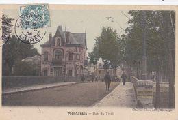 Montargis : Pont Du Tivoli - Montargis
