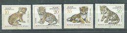 200035907  ALEMANIA  DDR.  YVERT   Nº  1991/4  **/MNH - [6] Democratic Republic