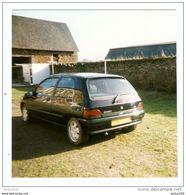 PHOTO ORIGINALE RENAULT CLIO SPORT - Cars
