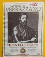 15348 - Castello Di Verrazzano 1983 Chianti Classico - Other