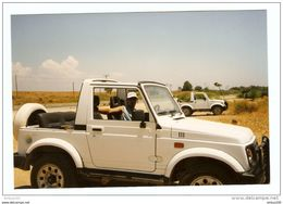 PHOTO ORIGINALE JEEP CHEROKEE - Cars