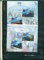 BELGIQUE TIMBRES DES CHEMINS DE FER 2003 2 BF NEUFS A PARTIR DE 3 EUROS - Railway