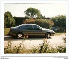 PHOTO ORIGINALE PEUGEOT 605 - Cars