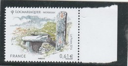 FRANCE 2014 LOCMARIAQUER NEUF** YT 4882 - - Unused Stamps