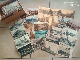 Altes Konvolut, Deutschland, France, GB, Italy, 230 Karten - Ansichtskarten
