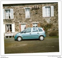 PHOTO ORIGINALE OPEL MERIVA - Cars