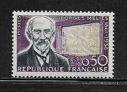 FRANCE ( FR6 - 57 ) 1961  N° YVERT ET TELLIER  N° 1284   N** - Nuevos