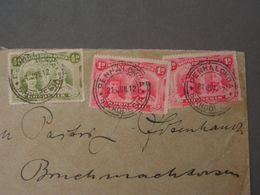 Rhodesien , Penhalonga Cv. 1912 - Rhodésie Du Sud (...-1964)
