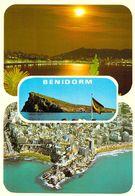 Benidorm - Multivues - Espagne