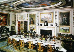Maison De Poupée  Doll  De La Reine Mary Chateau Windsor   Salle Manger - Carte Postale Card - Dolls