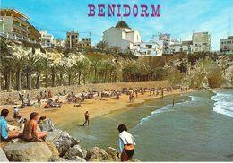 Benidorm - Plage Del Mal Pas - Espagne