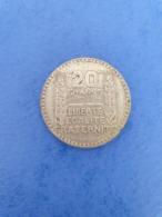 Pièce De 20 Francs 1933 République Française - France