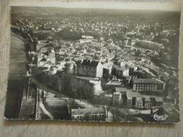 07 Tournon, Vue Générale Aérienne. Au 1er Plan, Le Vieux Chateau (GF1693) - Tournon