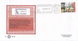 Nederland - Zegelkoerier Nederlandse Poststempels - Nijmegen - 75e Vierdaagse - KNBLO - Nr. 1991/28 - Poststempel