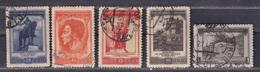 USSR 1951 Michel 1608-1612 Soviet-Czechoslovakia Friendship. Used - 1923-1991 UdSSR