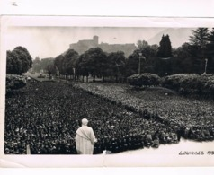 D65. LOURDES. CONGRES DE LA J.A.C. 25/26/27 AVRIL 1952 EN SOUVENIR DE L'ABBE BOULAY. PHOTOGRAPHIE. - Places