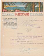 Nice - Gustave Klein - Etablissement Horticole - Casa Romaneasca - Fleurs, Jardins 1942 - 1900 – 1949