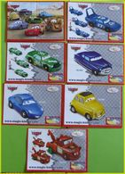 BPZ SERIE KINDER CARS WEST EUROPE CANADA 2006 - Istruzioni