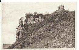 SAINT-SORLIN-EN-BUGEY    ( AIN )      LE VIEUX CHÂTEAU - Francia