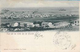 OLD POSTCARD - GRECIA - GREECE - CRETA - XANIA - VUE DE LA VILLE DE LA CANEE - VIAGGIATA 1902 - T10 - Greece