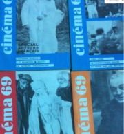 11 N° De Cinéma 68 - 69 - 70  : N° 123/133 à 135/138/139/141/143/146/148 & 149 (petit Format) - Cinema