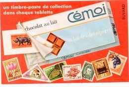 Buvard  CHOCOLAT CEMOI (M0324) - Kakao & Schokolade