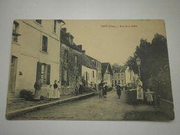 61 Gacé, Rue De La Halle (9525) - Gace