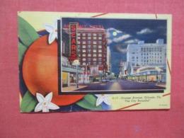 Orange Avenue  Has Crease  Orlando  Florida   Ref 4213 - Orlando