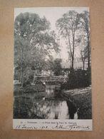 Postkaart Tienen Le Pont Dans Le Parc St Georges/Postcard Tienen Le Pont Dans Le Parc St Georges - Tienen