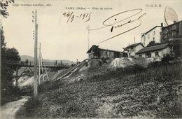 Mines, Mine - Vaux - Vaux En Beaujolais - (69) Rhône - Mine De Cuivre - Autres Communes