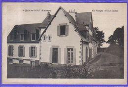 Carte Postale 29. Saint-Jean-du-Doigt   Ker François  Facade Arrière Très Beau Plan - Saint-Jean-du-Doigt