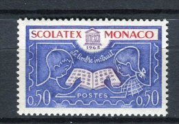Monaco 1963. Yvert 617 ** MNH. - Monaco