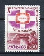 Monaco 1966. Yvert 706 ** MNH. - Monaco