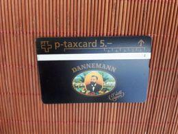 Phonecard Private Zwitserland 307L Used  Rare - Schweiz