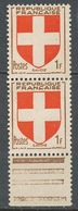FRANCE -  1949 - YT 836 - Neuf - France